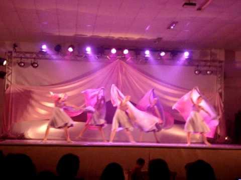 RENASCER DANCE 1° Lugar Raça Eleita Renascer Santana categoria Adoração