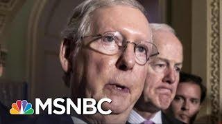 Joe: This Is Basic Stuff; Don't Attack Mitch McConnell | Morning Joe | MSNBC