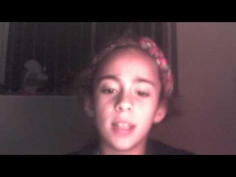 Kaya Age 11 singin Ed sheeran the A team xxx