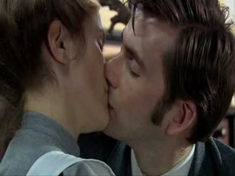 Doctor Who Kisses...A Lot