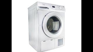 طريقة تشغيل مجفف الملابس ميديا 8 كيلو ... Way running clothes dryer Midea 8 k
