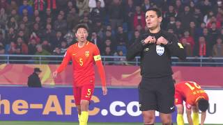 """""""Asian referees among the world"""