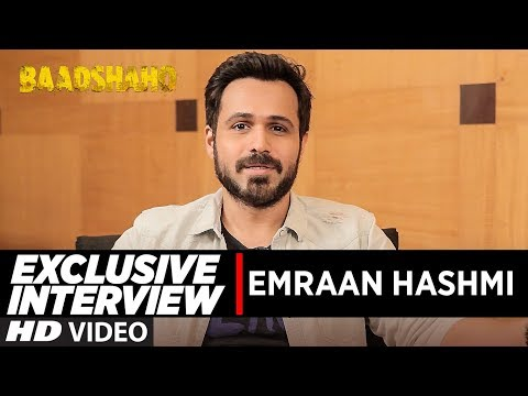 Exclusive Interview with Emraan Hashmi | Baadshaho | T-Series