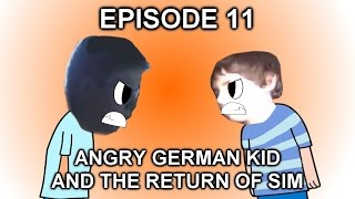 AGK Rebooted Episode 11-Angry German Kid And The Return Of Sim