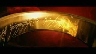 El señor de los anillos: La comunidad del anillo (Trailer 1) Español HD