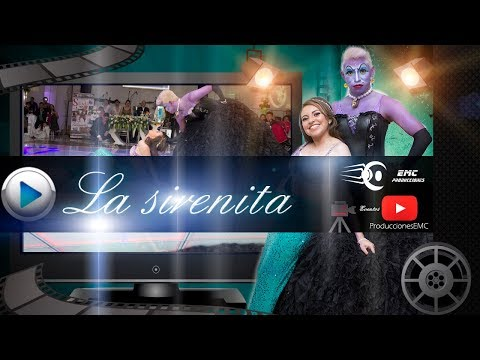 XV AÑOS DAFNE LA SIRENITA OPENNING STUDIO RETRIVEER FOTO & VIDEO EMC PRODUCCIONES