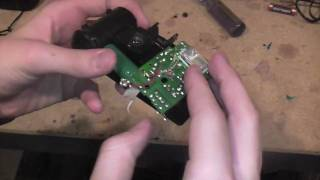 make an easy taser out of a disposable camera!!! easy and practicaly free!!!