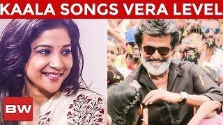 """Kaala Songs Vera Level"" - Sakshi Agarwal Reveals | Rajini | US 189"