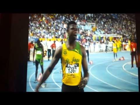 Jamaica champs 2016 class 1 boys 4x100