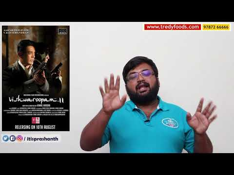Xxx Mp4 Vishwaroopam 2 Review By Prashanth 3gp Sex