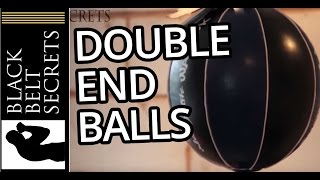 Double End Bag / Ball - How to fit and use a double and ball for punching and martial arts training