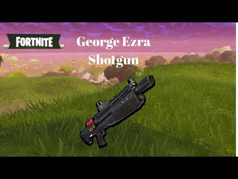 Download George Ezra - Shotgun (In Fortnite) free