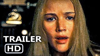 MOTHER Movie Trailer (Jennifer Lawrence, Michelle Pfeiffer, Javier Bardem)