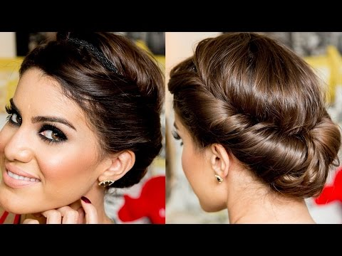 Napravite prekrasnu frizuru u samo 3 minute!