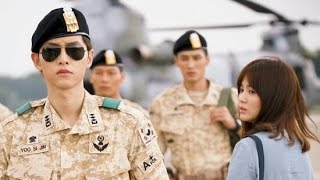 Decendant of the sun, Song Hye Kyo And Song Joong Ki, Best Scence of Song Hye Kyo