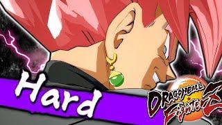 Dragon Ball FighterZ: ARCADE MODE [HARD]