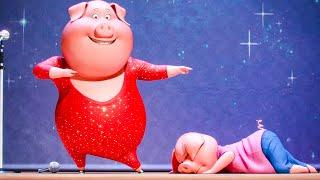 SING Movie Clip - Ash, Rosita & Gunter (2016)