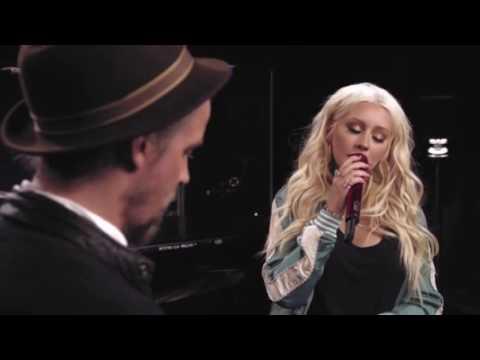 Christina Aguilera Say Something ft Colin Smith Masterclass