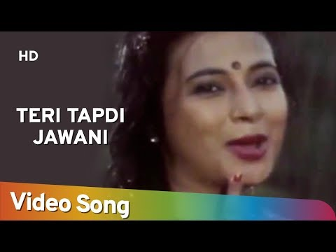 Xxx Mp4 Teri Tapdi Jawani HD Zakhmi Rooh 1992 Javed Jaffrey Popular Bollywood Song 3gp Sex