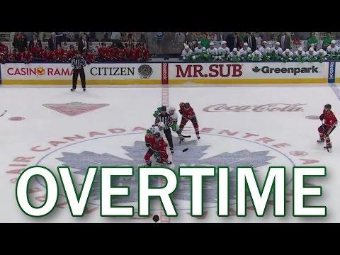 Full Overtime Chicago Blackhawks vs Toronto St. Patricks 3 18 2017