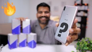 ASUS Zenfone Max Pro M1 6GB RAM & Better Camera - Unboxing and First Look + Giveaway 🔥🔥🔥