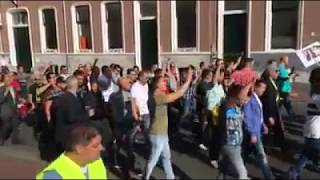 Hundreds Rally in Hague to Protest Against Repression in Rif