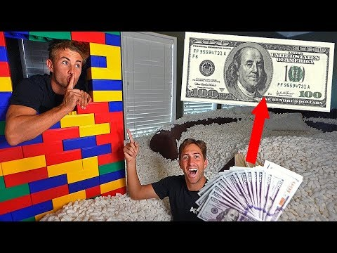 CRAZY HIDE AND SEEK FOR MONEY if found win