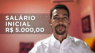 Salário Inicial R$ 5.000,00 - Medidas do Governo - Ajuste fiscal