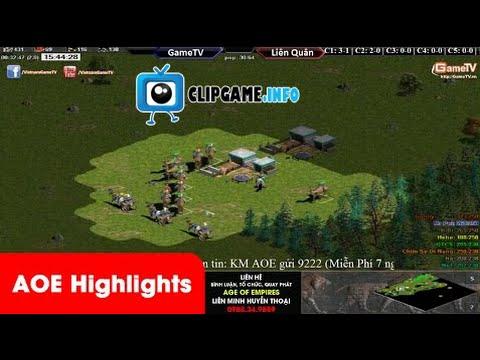 Clip AOE  Highlight cực hay - Hehe Chầy Cối Đóng BB Giữ Lạc Đà