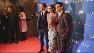 """""""La La Land"""" : Emma Stone et Ryan Gosling enchantent Paris"""