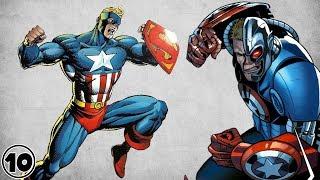 Top 10 Alternate Versions Of Captain America - Part 3