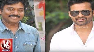 Sai Dharam Tej And Karunakaran New Movie Launch | Tollywood Gossips | V6 News