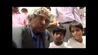 Interview with APJ Abdul Kalam