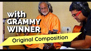 India's Top Guitarists | Vishwa Mohan Bhatt & Kapil Srivastava, Rain Music