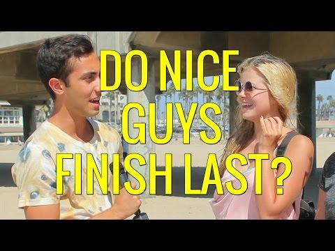 Do Nice Guys Finish Last? - BIKINI GIRLS