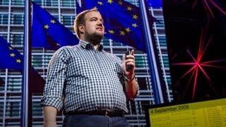 Malte Spitz: Your phone company is watching