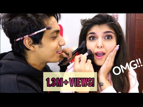 Xxx Mp4 MY BFF DOES MY MAKEUP HILARIOUS 3gp Sex