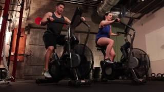 NEW HIIT AirBike by AirTEK Fitness