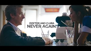 Doctor and Clara | never again