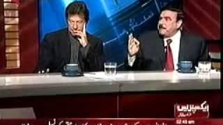 IMRAN Khan and Sheikh Rasheed.flv