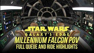 Millennium Falcon: Smugglers Run POV