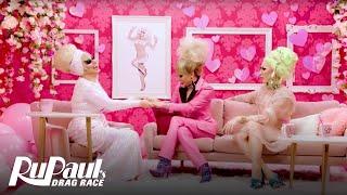 RuPaul's Drag Race All Stars 4 RuVeal ⭐️ ft. Trixie Mattel, Detox & Katya   VH1