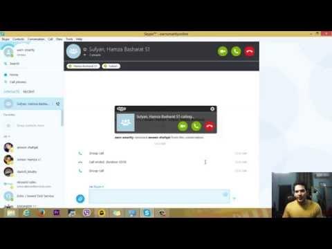 Xxx Mp4 Make A Group Video Audio Call On Skype 2015 3gp Sex