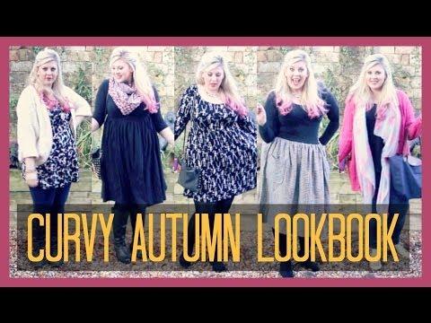 Curvy Autumn Lookbook