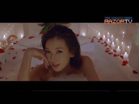 Taiwan lin chi ling naked tits
