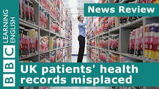BBC News Review: UK patients