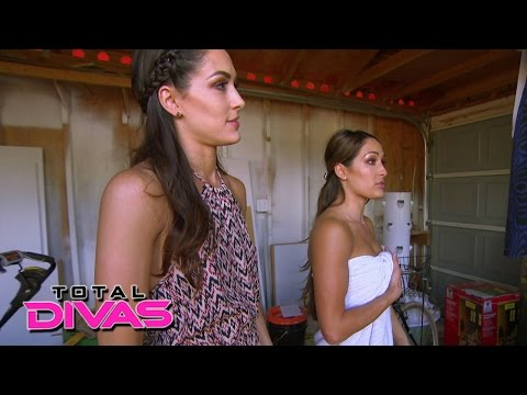 Xxx Mp4 Daniel Bryan Plays A Trick On Houseguest Nikki Bella Total Divas July 28 2015 3gp Sex