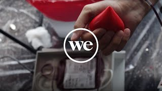 Blooders: Connecting Blood Donors With Recipients | Creator Awards | WeWork