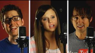 Next to You - Chris Brown ft. Justin Bieber (Cover by Tiffany Alvord, Alex Goot, & Luke Conard)