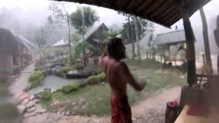 Bamboo Village Shower
